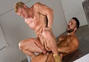 RagingStallion – Filthy Fucks : Abraham Al Malek & Johnny V