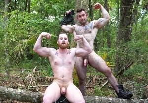 TheGuySite – 2 Swinging Dicks in the Woods – Jack 5, Randy