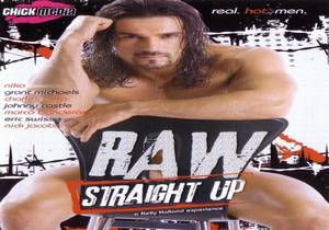 Raw Straight Up – With straight porn stars Charles Dera, Johnny Castle, Marco Banderas, Nick Jacobs, Niko