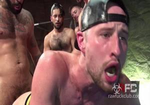 Drew Dixon Gang Bang ,Part 2 (Bareback)