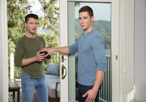 Spencer Laval, Evan Landers – Security Measure (Bareback)