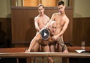 Fuckbit: Courtroom – Jackson Traynor, Michael DelRay, Trevor Laster