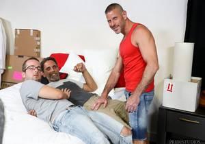 Clay Towers, Joe Parker, Jay Donahue – Moving Day Fuck