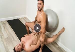 Power Yoga Part 3 – Pierce Paris, Shane Jackson