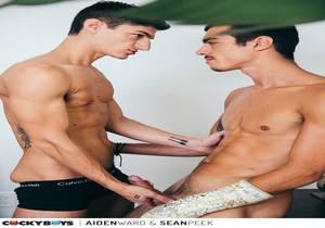 Aiden Ward & Sean Peek (Bareback)
