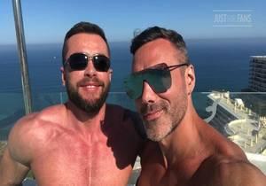Manuel Skye & Tyler Berg (Bareback)
