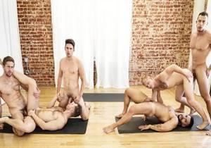 Yoga Leon Lewis, Leo Luckett, Arad Winwin, Casey Jacks, Wesley Woods, Jacob Peterson