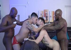 Breeding Vegas Pt. 1 – Champ, Drew, Micah, Roberto and Leo