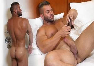 Danny – Big Ass Muscle Man