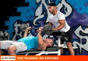 Micah Brandt, Alex Mecum – The Trainer No Excuses