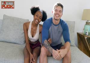 Dream Guy Raphael Leon Hooks Up With Ebony Princess Destiny Mira