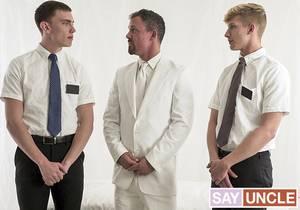 Mason Dean , Jace Madden , Jesse Zeppelin – Elder Madden Anointing (Bareback)