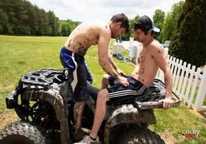 Muddy Boys and Their Toys -BAREBACK-