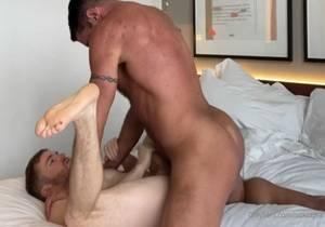 Nick Capra and Gabriel Cross (Bareback)