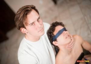Zach Letoa, Josh Brady – Blindfolded Booty