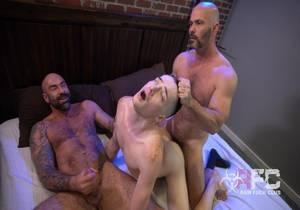 Owen Hawk, Drew Sebastian, Alex Meyer – My Two Dads (Bareback)