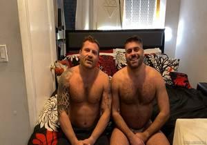 Riley Mitchel, Max Romano – Big Dicked Beef-N-Fur! (Bareback)