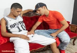 Travi and Angelo (Bareback)