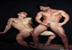 Roman Todd, Hoss Kado – Bred Fuck Hole (Bareback)