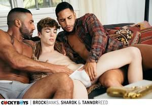 Brock Banks, Sharok & Tannor Reed (Bareback)