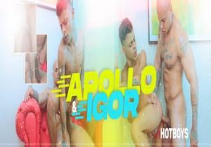 Apollo e Igor Baianinho (Bareback)