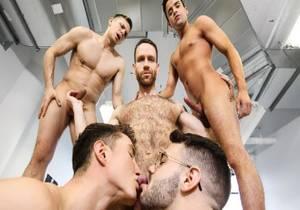 Ass Controller Part 7 Zack Hunter, Ethan Chase, Kit Cohen, Alex Neveo, Peter Pounder