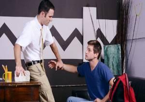 Teacher's Surprise Johnny Rapid, Cameron Kincade
