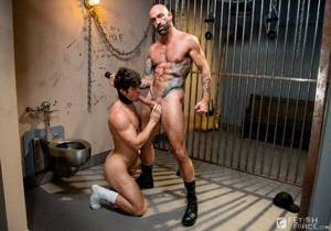 FF – Submission Prison, Scene #03 – Drew Sebastian & Devin Franco