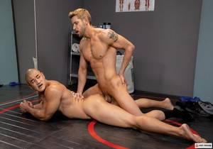 Johnny Ford, Aaron Chu «Capitol Affairs» (Bareback)