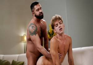 A Stepbrothers Obsession 2 Scene 1: Cameron Basinger, Dominic Pacifico (Bareback)
