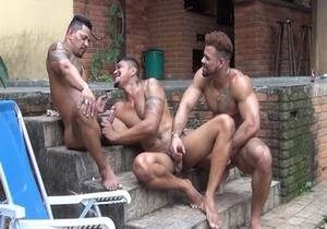 MDM – Verao na Piscina – Iago, Mexicano & Douglas