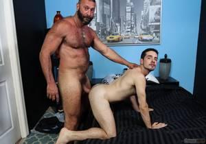 Alex Tikas, Aiden Joseph «My Sexy Guncles Part 1» (Bareback)