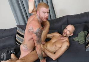 Jake Lawrence & Bennett Anthony (Bareback)