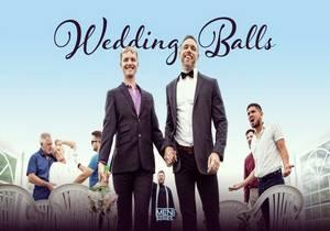 Alex Mecum, Malik Delgaty, Benjamin Blue «Wedding Balls – Uncut» (Bareback)