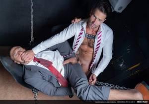 Dani Robles, Marco Napoli «Cruising At Club-X» (Bareback)
